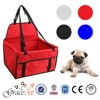 Four colores dog car seat comfortable dog booster seat