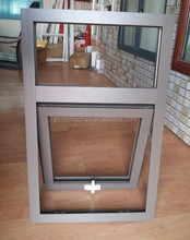 Australian Standard Tilt and Turn UPVC Double Glazed house window