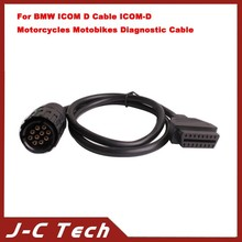 For BMW For ICOM D Cable ICOM-D Motorcycles Motobikes Diagnostic Cable