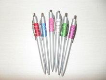 cheap metal pen , promotional ballpoint pen , beauty pen CH6503
