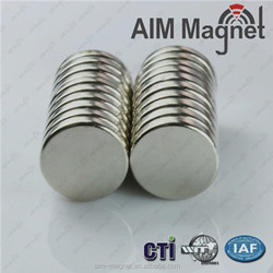 6mm dia x 2mm thick N42 Neodymium Magnet -