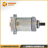 high performance atv parts mechanical start motor for ec55