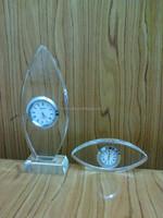 Table Clock Art Deco Crystal Clock MH-C0140