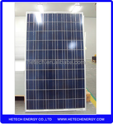 Buy from china online 260W poly solar cell panel in cheap price