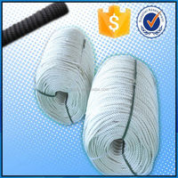 Factory wholesale white nylon cord rope clothes rope