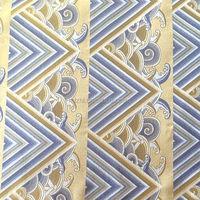 Chinese style dress fabric 100% silk jacquard brocade fabric