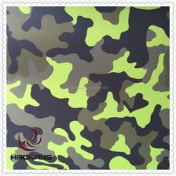 Nylon Camouflage Fabric New Sample For Bag
