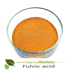 HAY fulvic acid powder organic fertilizer /foliar fertilizer/ npk fertilizer