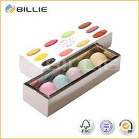 Delicated Customized Macaron Packaging