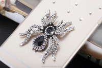 wholesale New product luxury bling 3D spider diamond phone case For iphone 6 plus
