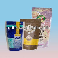 customized Vegetable seed bags for agriculture product