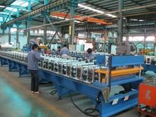 Glazed tile production line