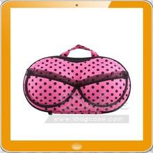 2015 Portable Organizer EVA Underwear Lingerie Bra Protect bag