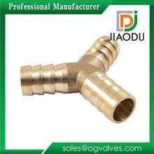 1/4'' Brass Hose Barb Y Joint Tee Nipple Pipe Tube Pipe Fitting