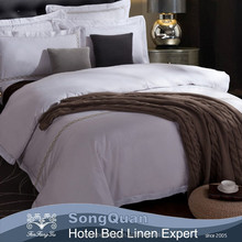 hotel bed sheets manufacturers in china/hotel duvet cover sets/hotel bed sheet set in stock