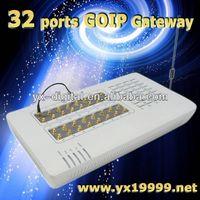 A-Z route voip gateway 32 sim card 32 channel voip gateway pbx