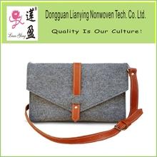 nonwoven wool felt bag/gift bag