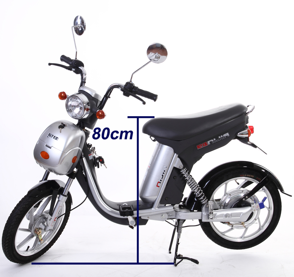 NIJIA Electric Scooter WITH PEDAL TDR48K15