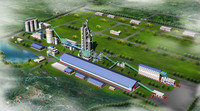 cement manufacturing equipment/cement production line