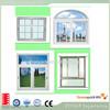Aluminium soundproof lowes sliding windows