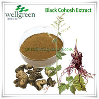 High quality Black Cohosh P.E with free sample