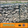 Professional Manufacture Anping SM ISO9001:2008 galvanized pvc coated gabion stone cage box
