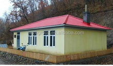 Best selling product Well-designed prefabricated house decorative sandwich panel one bedroom small prefab house alibaba china