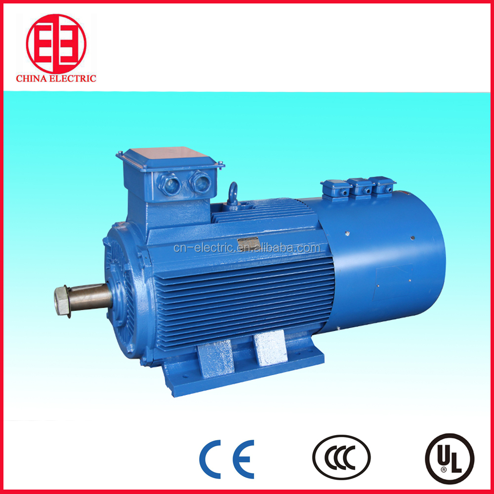 460 480 V Kw Constant Speed Asynchronous Motor