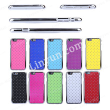 Bling PC cell phone cover for iphone 6 plus