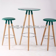 new design Cafe pub modern and useful bar table