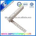 La plantilla de plástico regla/100 cm regla plegable/abs plegable regla para los niños