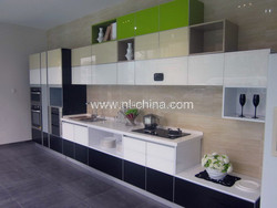 Hangzhou prefab homes interior decoration 2014-2015 new Economical And Practical Project Unique kitchen cupboard company
