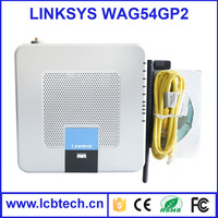 LINKSYS WAG54GP2 ,1WAN,2VoIP ports,4 Wireless LAN ports voip phone voip phone adapter voip gateway