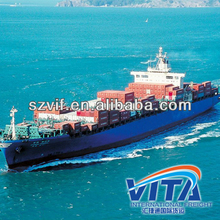 Open top container charges to Acajutla from Foshan.shenzhen,China- EVA
