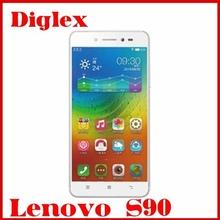 Original Lenovo S90 Quad Core mobile phone Snapdragon 410 5inch screen Android 4.4 Dual SIM 13MP Camera LTE WCDMA GPS