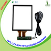Great quality 15.6 capacitive touch screen with USB controller