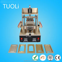 Remove glue and polarized film machine grass separator for broken cell phone lcd touch screen