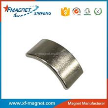 TS16949 Neodymium Magnet Arc Motor Electric
