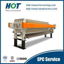 Automatic Membrane Filter Press With Low Price