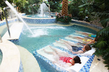hot sale Swimming Pool Massage Bed,Hydro bed, pool full body massage bed