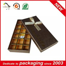Super quality paper truffle boxes packing wholesale