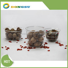 NEW 700ML Disposable Plastic salad or deli container top117mm