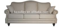 Simple Design Loveseat Sofa Set Exported To Arab Sofa