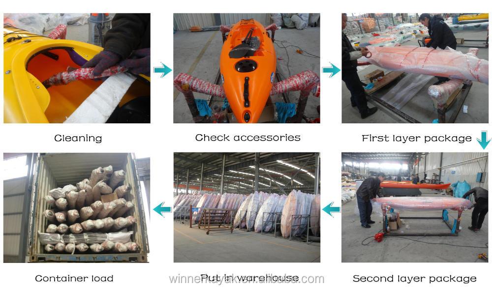 2015 New Arrival Fishing Kayak From WINNER Kayak