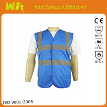 high visibility safety reflective work dress meets EN471