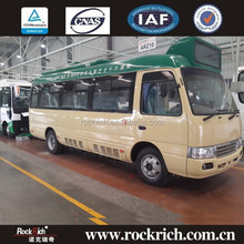 Hot Sale ! China Manufacture New Luxury Mini Electric Bus Price