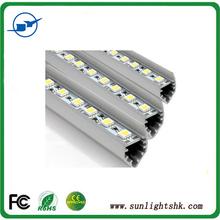 SMD RGB 5050 led Digital Bar / DMX led rigid light strip for outdoor lighting project