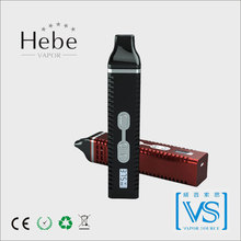 Newest premium portable vaporizer Hebe Titan 2 herbal vaporizer pen with less heating time