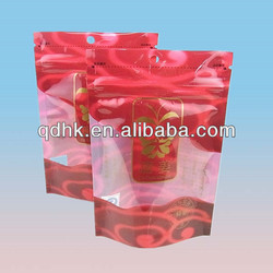 reclosable food bags nylon material
