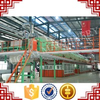 China Manufacturer PU Artificial Leather Wet Process Tanning Machine